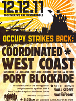 D12 West Coast Port Shutdown