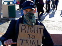 NDAA: Indefinite Military Detention Without Charge Or Trial