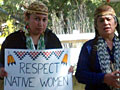 Winnemem Wintu Tribal Leaders Challenge Forest Service to Protect Native Women's Rights