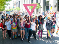 Santa Cruz Pride 2012: Life Gets Better Together