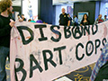 Charges Dismissed Against September 8th BART Arrestees