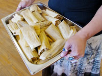 Tamale Festival Held at Springfield Grange in Pajaro Valley