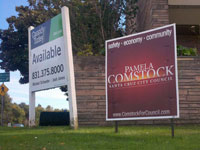 Stop Pamela Comstock, Take Back Santa Cruz, for City Council