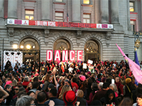 California Joins One Billion Rising Against Violence