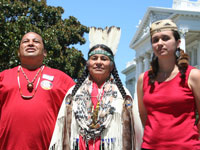 Winnemem Tribe Opposes Tentative Approval of Genetically Engineered Salmon by FDA