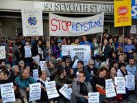 Bay Area Activists Prepare for Direct Action to Stop Keystone XL Pipeline