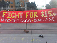 May Day: The Fight for $15 Comes to Oakland
