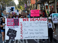 San Jose Justice for Trayvon Martin Demos Continue, More Actions Planned