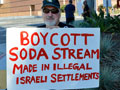Black Friday Mall Shoppers Informed of SodaStream's Connection to Occupied Palestine