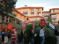 La Playa Carmel Holiday Rally Becomes Annual Tradition at Hotel