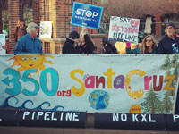 Bay Area Cities Join Nationwide Vigils to Protest Keystone XL Pipeline
