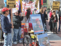 San Francisco Rallies in Support of Venezuela