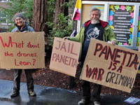 Alumni Weekend at UC Santa Cruz Brings Out Political Demonstrators