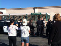 Demonstration in Salinas turns into Copwatch-in-Action