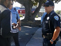 Santa Cruz Police and First Alarm Brutalize and Arrest People for Being Black and Homeless
