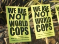 We Are Not World Cops