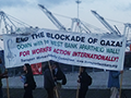 Oakland Does It Again with BDS Blockade at Port