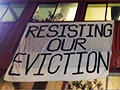 Station 40 Residents and Supporters Vow to Fight Eviction