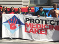 Pit River Tribe and Allies Rally to Protect Medicine Lake
