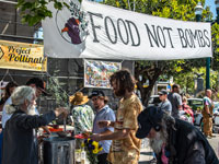 35th Anniversary of Food Not Bombs