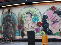Community Rallies Behind Vandalized Gay, Lesbian, Transgender Mural in the Mission