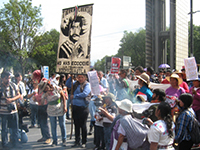 Marcha Solidaria con Xochicuautla y Ostula / Xochicuautla and Ostula Solidarity March