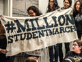 UC Santa Cruz Students Participate in Million Student March