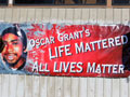 Seventh Anniversary Vigil Remembers Oscar Grant
