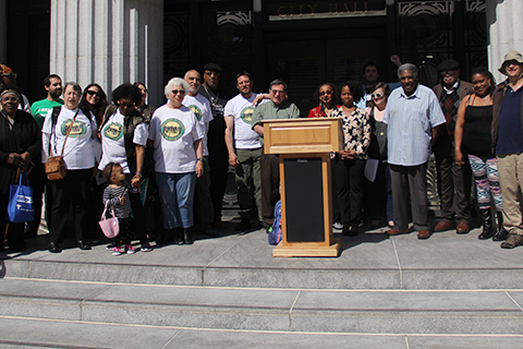 Oakland Justice Coalition Pushing for Radical Change at the Ballot Box