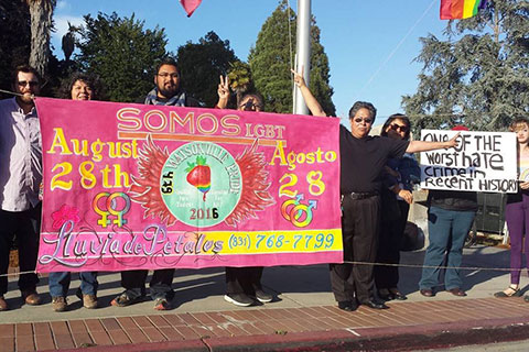 Love and Solidarity from Watsonville to Orlando
