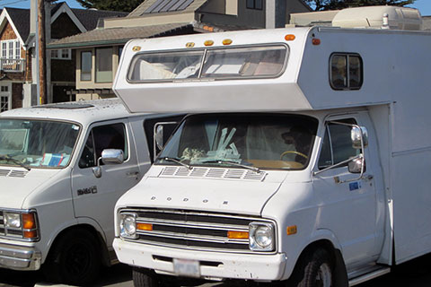Coastal Commission Overturns Nighttime RV Ban in Santa Cruz
