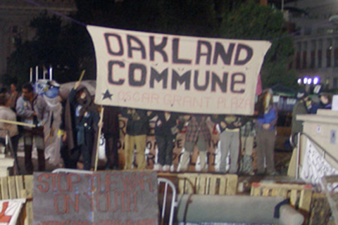 Battle for Occupy Oakland Begins with Police Raid; Occupiers Up Ante with General Strike
