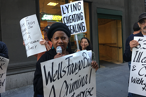 Jail the Bankers, Expropriate Wells Fargo and Make It a Public Bank