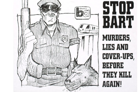 Timeline of BART Police Killings and Militarization
