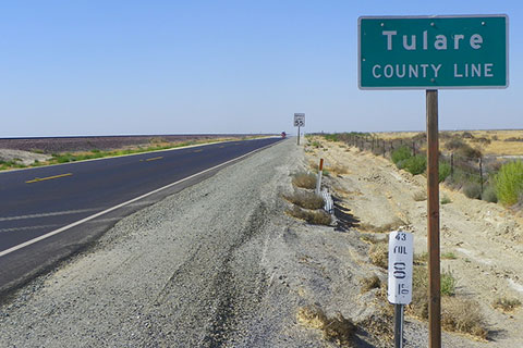 Tulare County has Most Agricultural Pesticide Illnesses in California