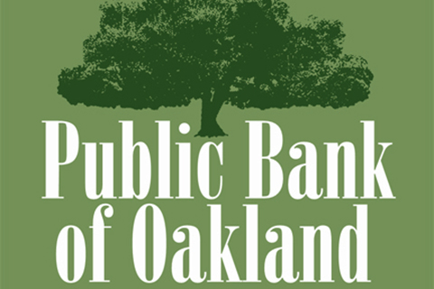 A Public Bank for Oakland