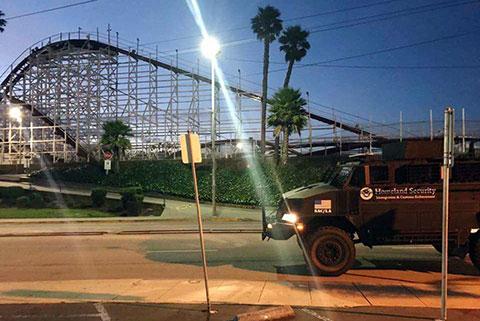 Raids On Santa Cruz County Immigrant Communities Cause