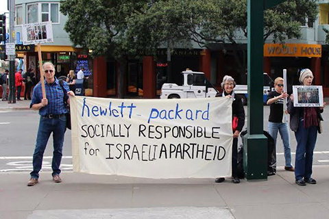 Call to Boycott and Divest from HP for Profiteering from Human Rights Abuses