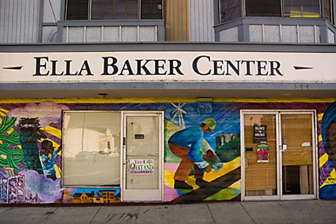 Staff at Ella Baker Center Form a Union and Join CWA, Local 9415