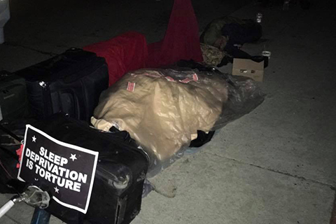Cops Boot Santa Cruz Homeless Folks to the Curb