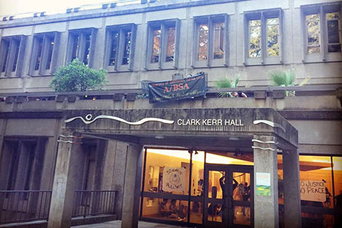 UCSC's Kerr Hall Reclaimed Until A/BSA Demands Are Met