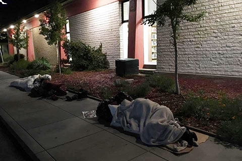 City Considers Taking More Measures Against The Homeless