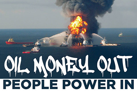 Reclaim Our Democracy from the Oil Industry