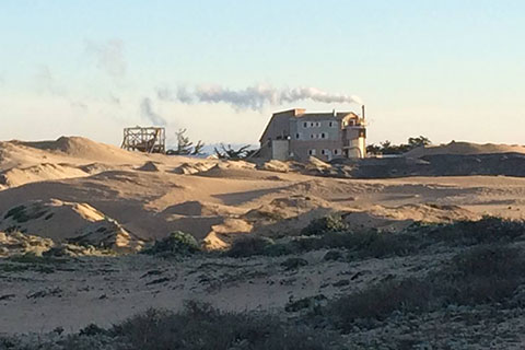 Agreement Reached to Close Cemex Sand Mine in Marina