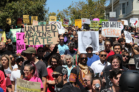 No Hate in the Bay: A Victorious Weekend of Resistance to Fascism