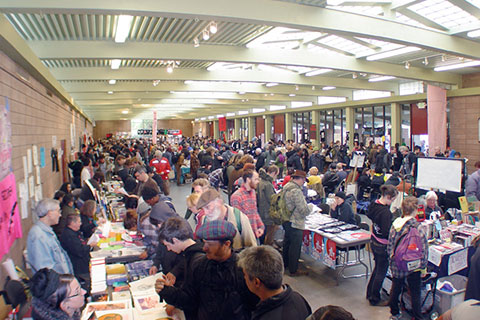 22nd Annual Bay Area Anarchist Bookfair