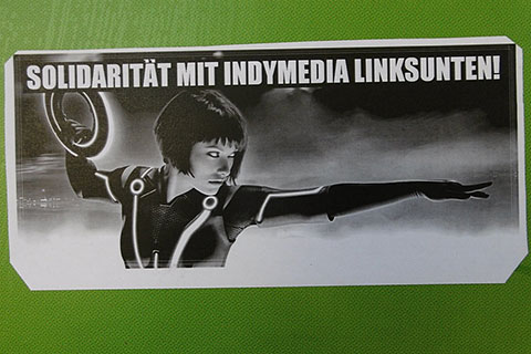 Solidarity with Linksunten Indymedia