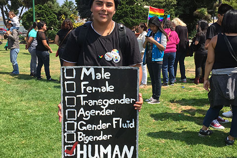 Marching and Standing Together at Pajaro Valley Pride