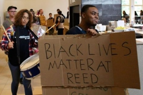 In Portland, Reed College Threatens Students for Protesting Its Financial Ties