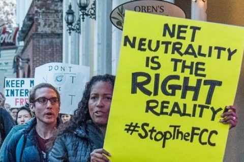 Net Neutrality Defense in San Francisco Bay Area